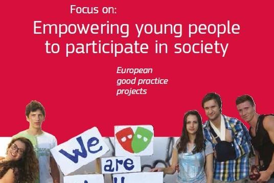 E. Knyga : Jaunų žmonių įgalinimas dalyvauti visuomenės gyvenime