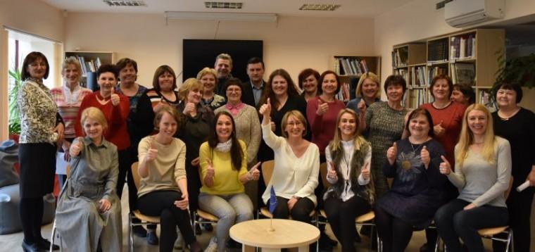 Varėnos krašto bibliotekos atranda naujas bendradarbiavimo formas su vietos bendruomenėmis