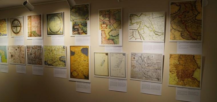 Žemėlapiuose – Armėnijos istorija